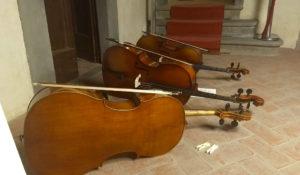 I docenti di Chianti in Musica